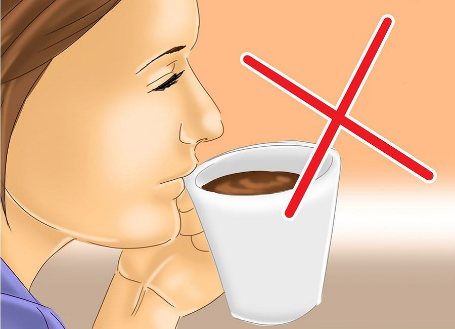 نخوردن چای قبل از خواب