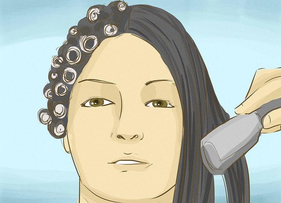 فر کردن و صاف کردن مو ریزش