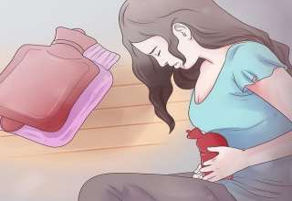درمان خانگی دل درد