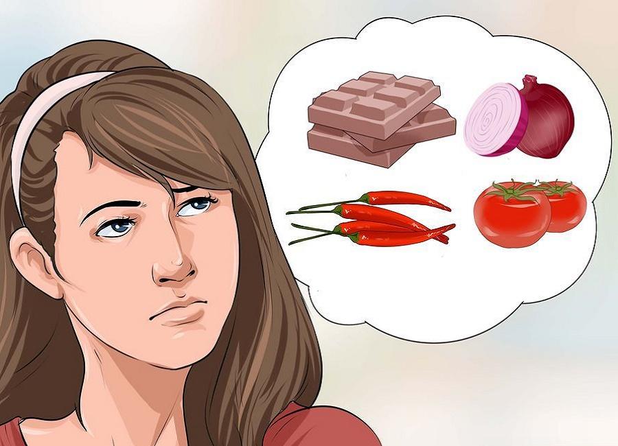 غذاهای موجب رفلاکس معده