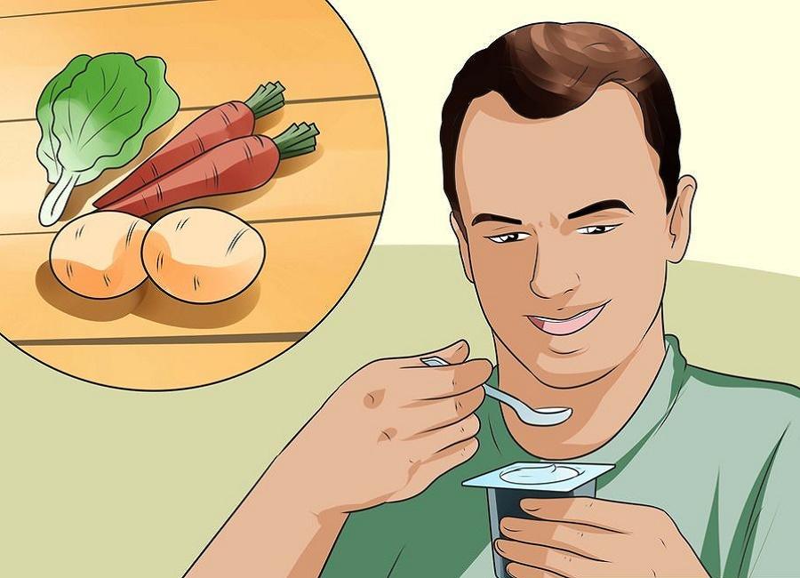 غذاهای مفید برای ریزش مو