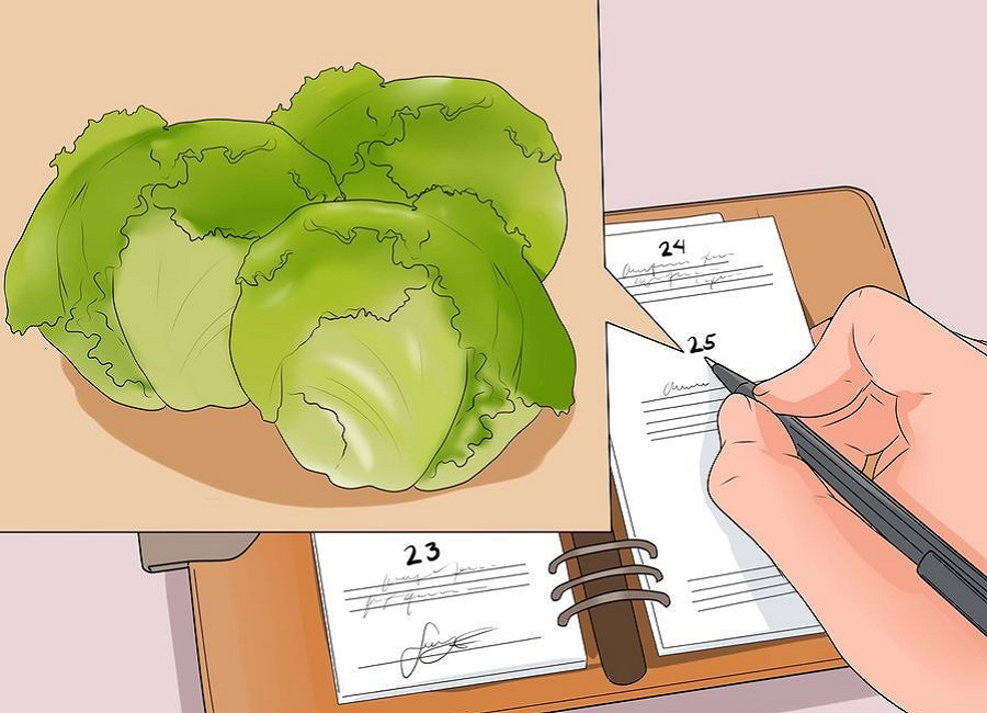 سبزیجات ضد سرطان ریه