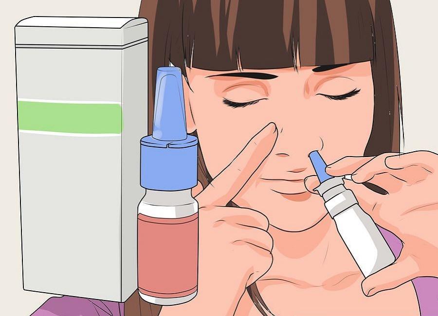 اسپری بینی سلامت ریه