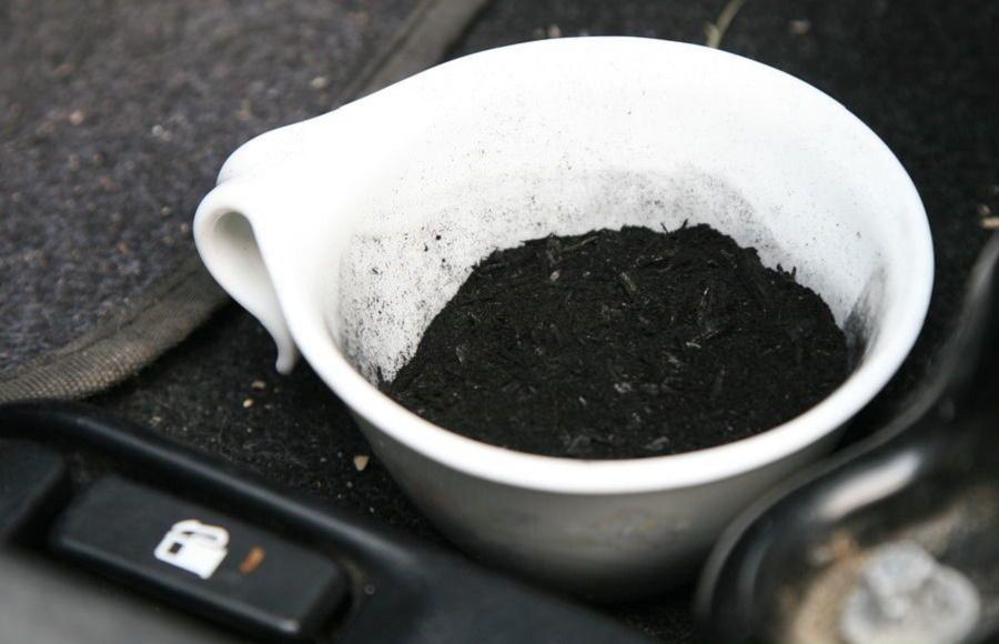 ذغال سنگ ضد بو