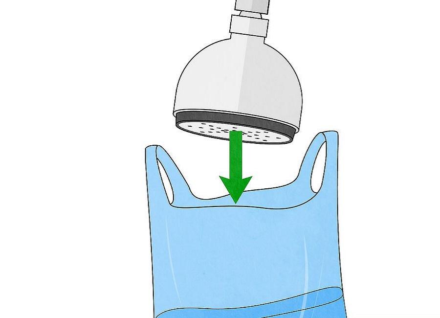 چگونه سردوشی را تمیز کنیم