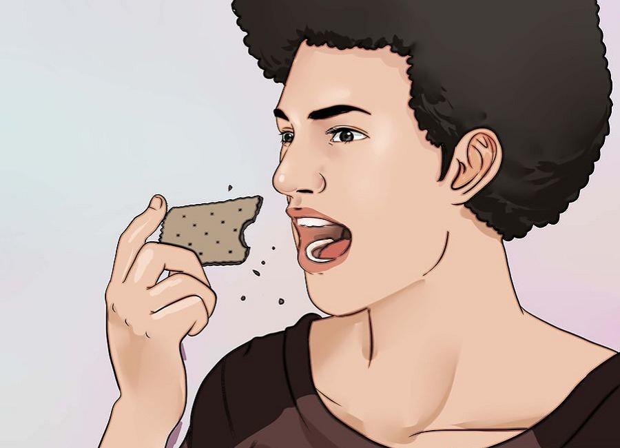 خوردنی ضد حالت تهوع