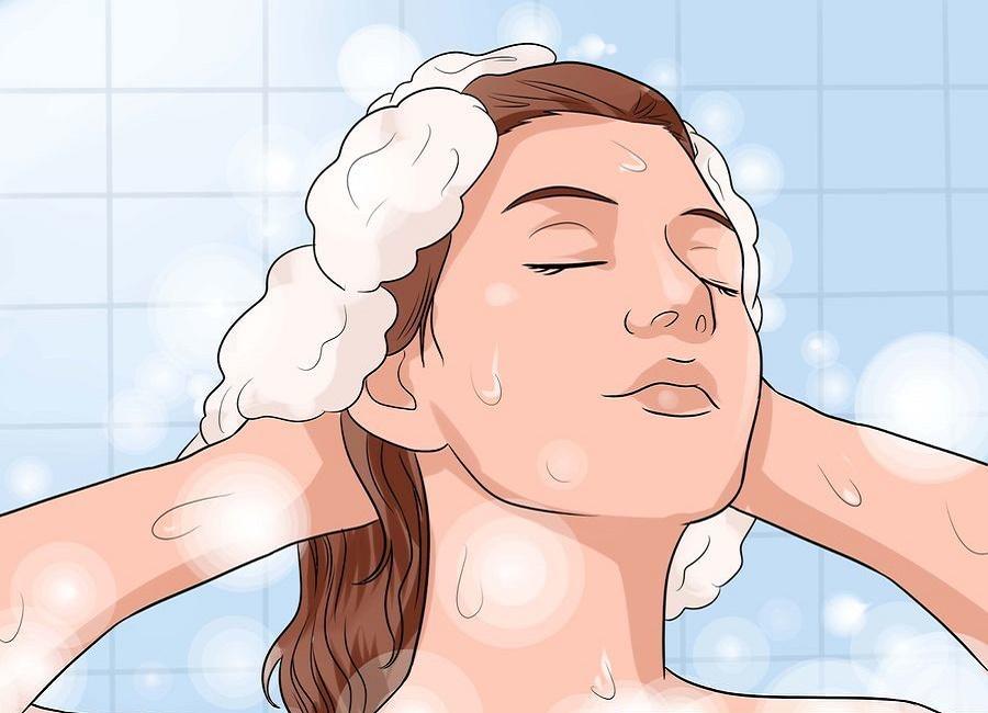 حمام گرم درمان سردرد