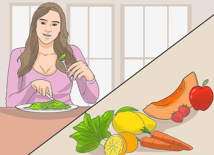 غذاهای مناسب ریه