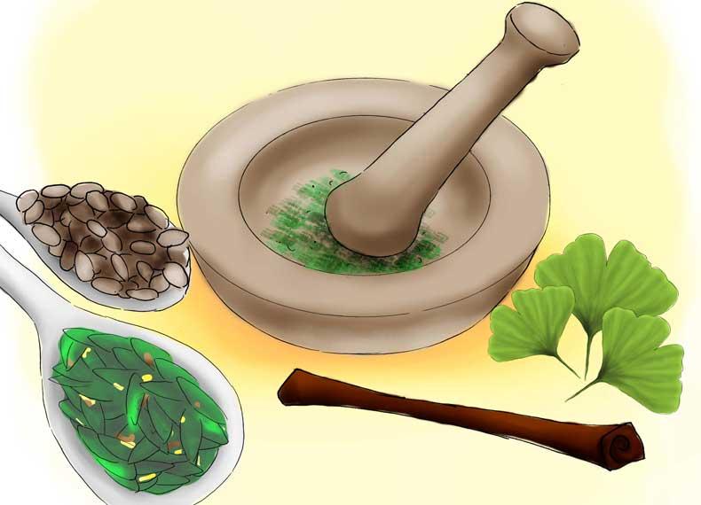 درمان باد معده در طب سنتی
