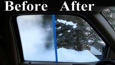 ضد بخار شیشه ماشین