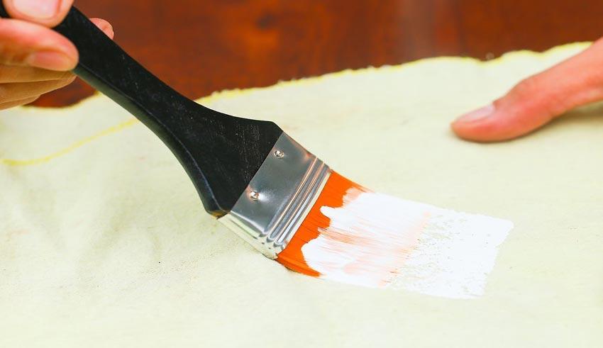 تمیز کردن اصولی قلم مو