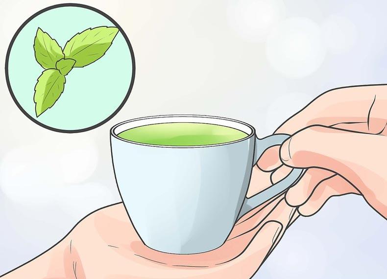 چای نعناع ضد آنفولانزا