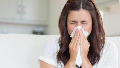 درمان خانگی سرماخوردگی و آنفولانزا