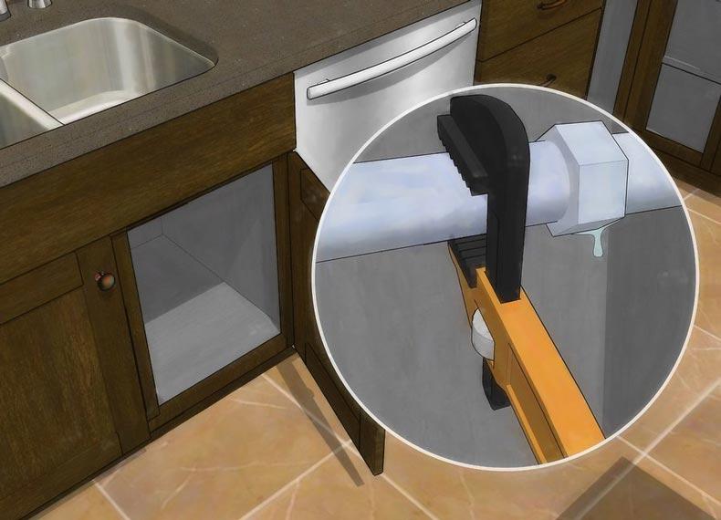 کشتن سوسک آشپزخانه