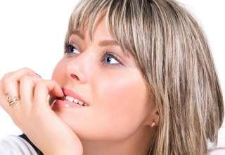 درمان ناخن جویدن بچه