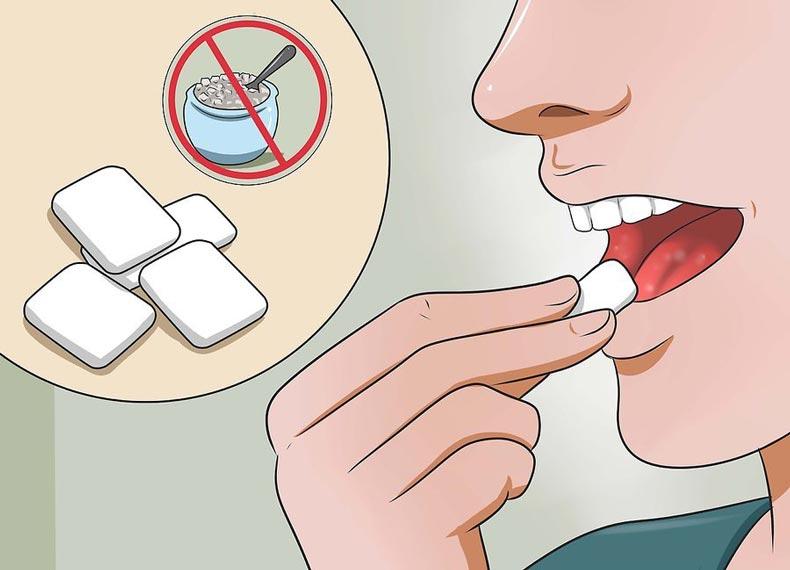 از بین بردن بوی سیگار دهان
