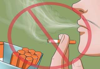 از بین بردن بوی سیگار