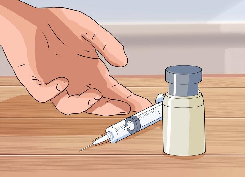 درمان عرق کف دست با طب سوزنی
