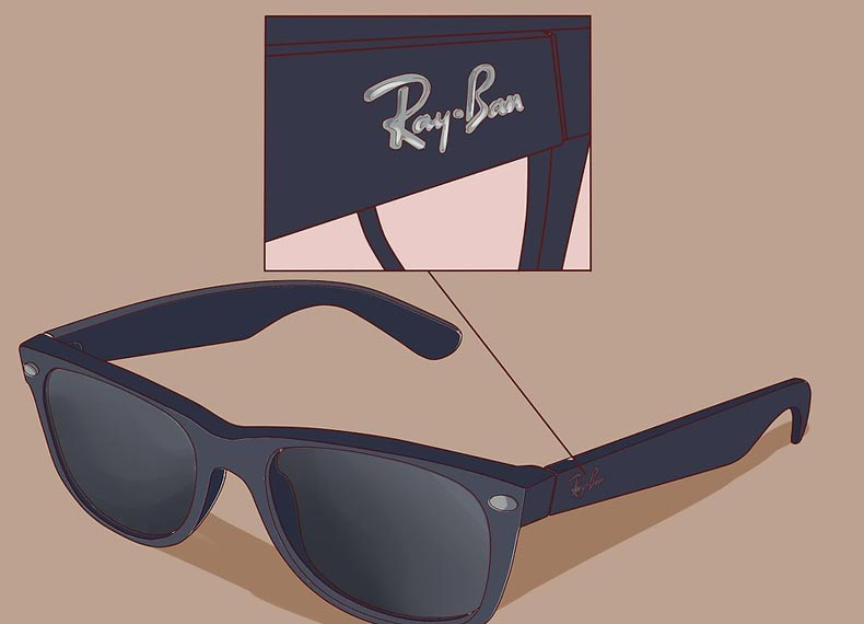 کد عینک ریبون