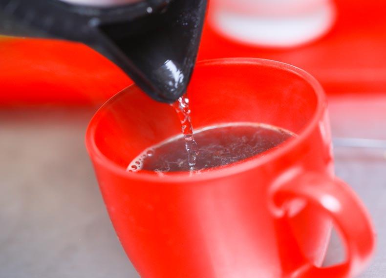 طرز تهیه قهوه فوری گلد