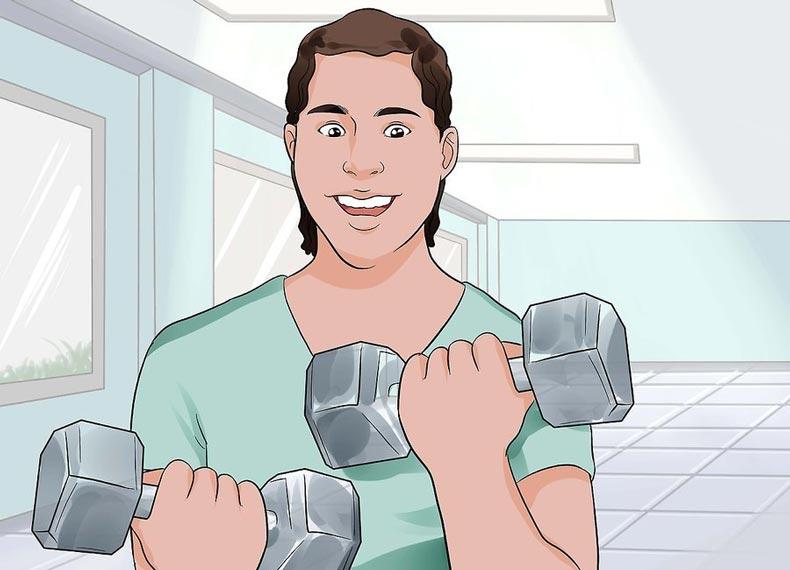 ورزش کردن برای چشم مفید است