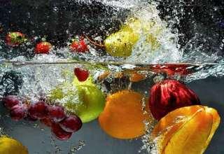 ضد عفونی کردن سبزی جات