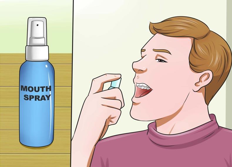 درمان خشکی دهان در طب سنتی