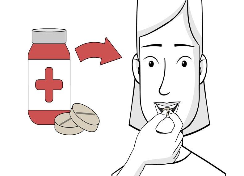 درمان عفونت لثه