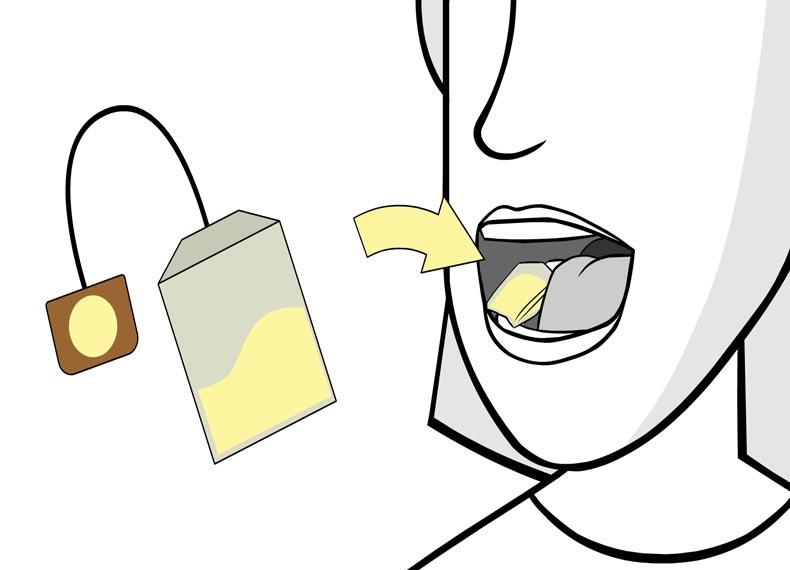 درمان درد شدید دندان