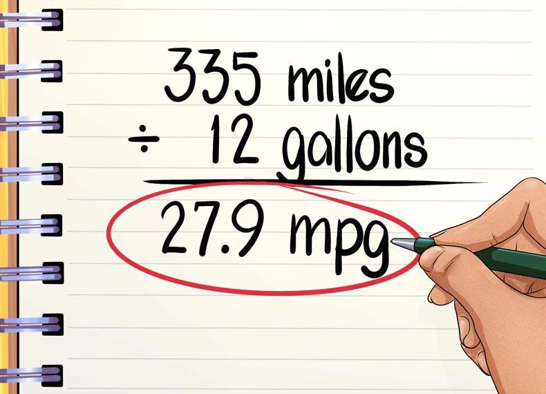 چگونه مصرف سوخت ماشین را محاسبه کنیم