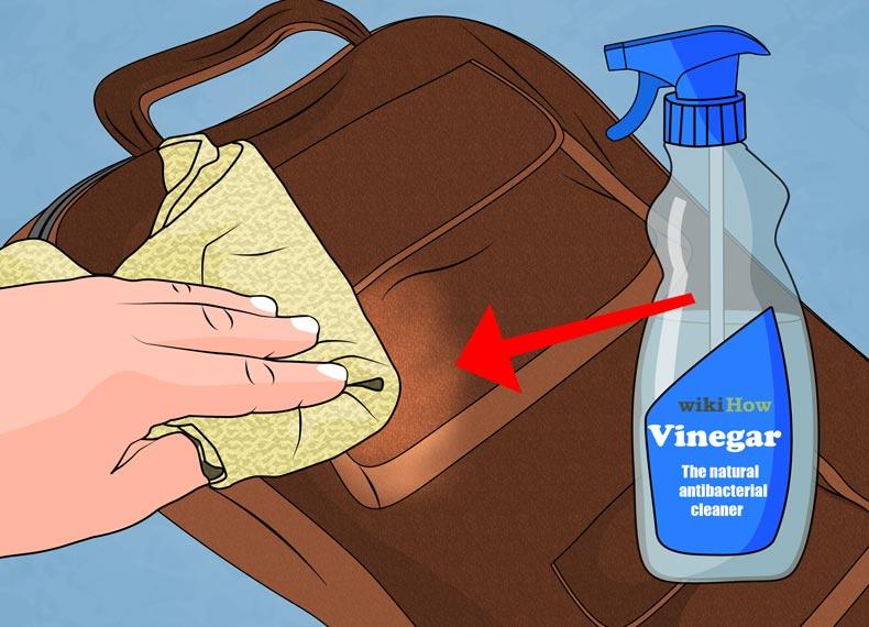رفع بوی بد داخل کیف