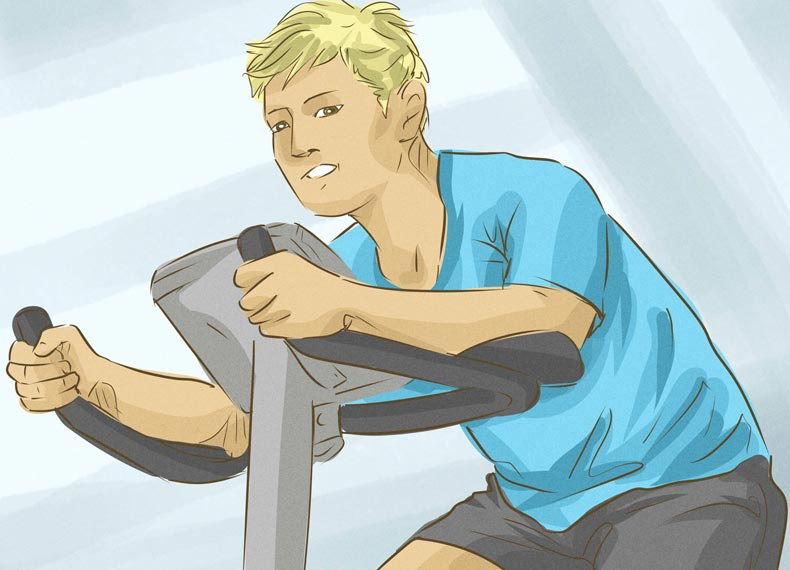کاهش وزن سریع با ورزش