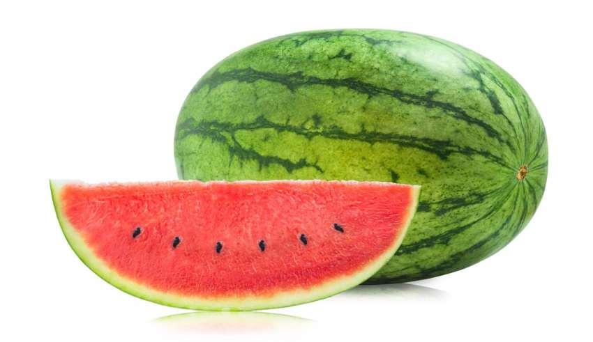 تشخیص هندوانه شیرین و قرمز