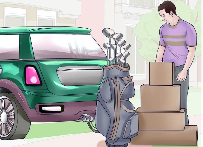 کاهش وزن ماشین مصرف سوخت