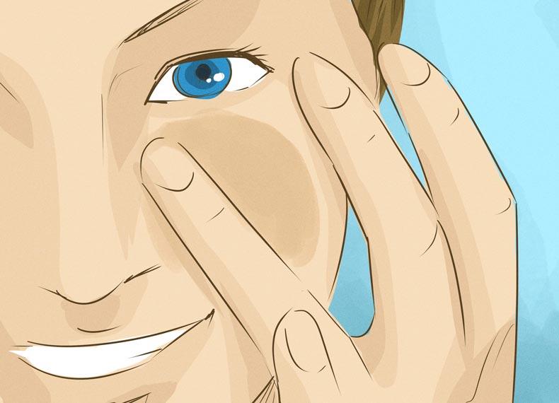 علت گودی و سیاهی زیر چشم