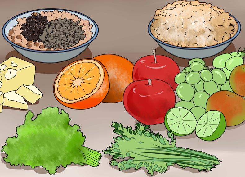 رژیم غذایی دکتر کرمانی