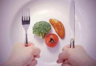 درمان گیاهی پرخوری