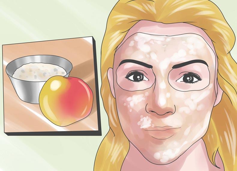 ماسک صورت قبل از میهمانی