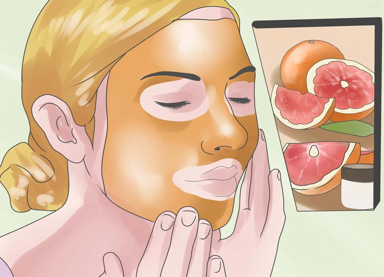 ماسک صورت خانگی برای پوست خشک