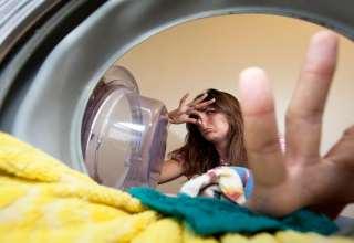از بردن بوی ماشین لباسشویی