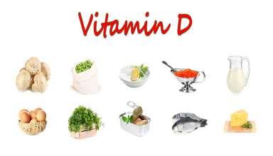 غذای طبیعی حاوی ویتامین دی