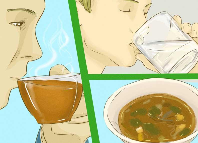 خوردن چای و سرماخوردگی