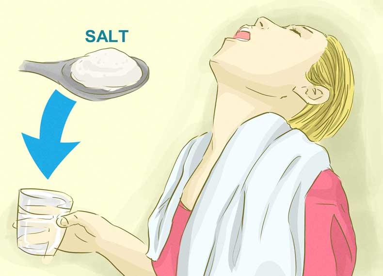 گلو درد سرماخوردگی