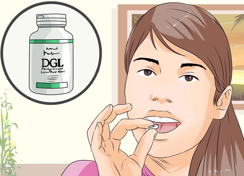 درمان h pylori