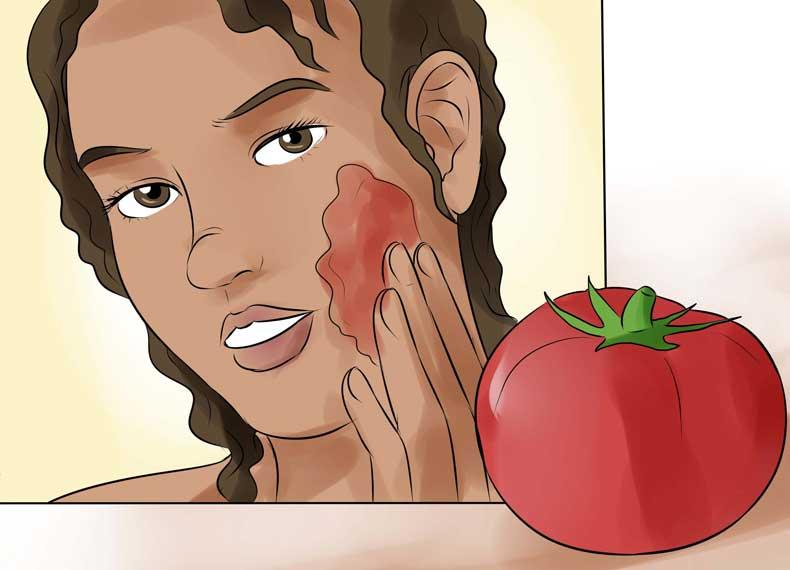 گوجه فرنگی ضد جوش
