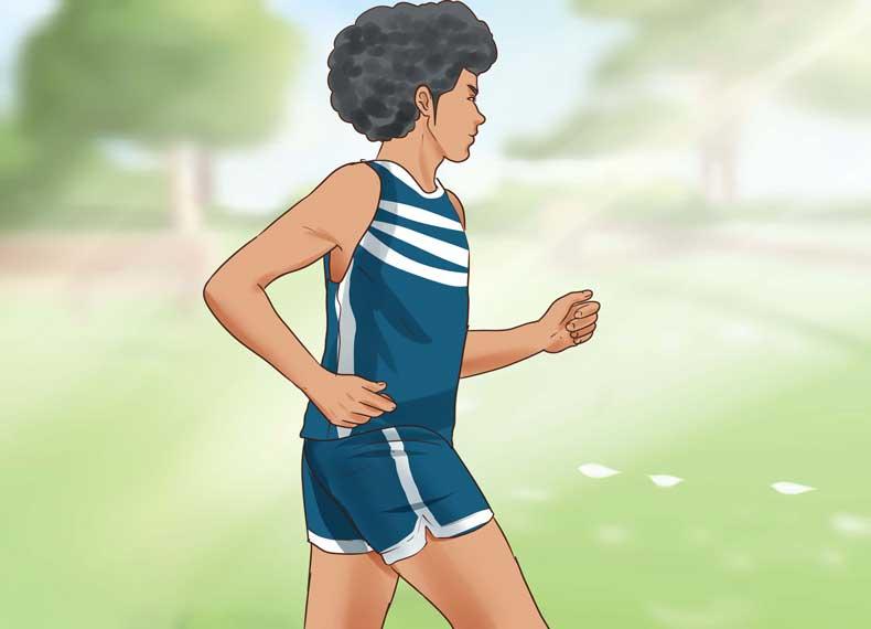 انرژی زایی با ورزش