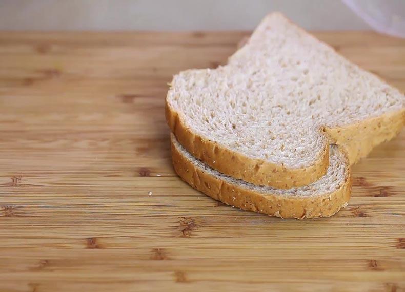 تازه نگه داشتن نان ساندویچ
