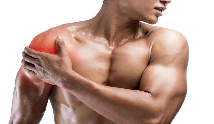 درد بدن بعد از بدنسازی