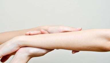 درمان ترک خوردگی پوست