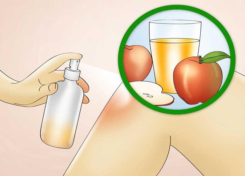 درمان حساسیت به موبر